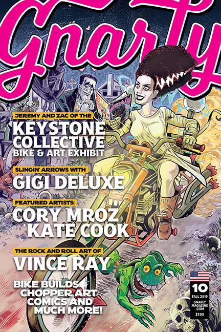 Gnarly Magazine advertising rates