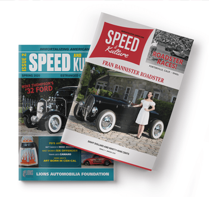 Speed and Kulture Magazine issue #2