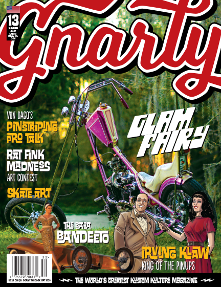 Gnarly Magazine advertising rates